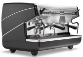 Кофемашина Nuova Simonelli Appia II Compact 2Gr S 220V black+economizer+high groups