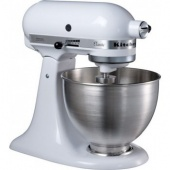 Миксер KITCHEN AID 5K45SSEWH