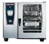 Пароконвектомат Rational SCC 102 Gas B128300.30